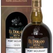 El Dorado - Port Mourant 1999 70cl Bottle
