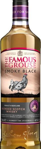 Famous Grouse - Smoky Black 70cl Bottle