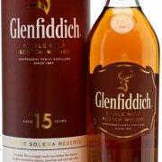 Glenfiddich - 15 Year Old 70cl Bottle