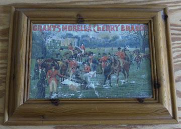 Grant's Morella Cherry Brandy Artwork