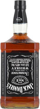 Jack Daniels - Old No 7 3 Litre Bottle