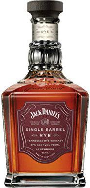 Jack Daniels - Single Barrel Rye 70cl Bottle