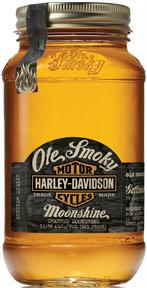 Ole Smoky - Harley Davidson 50cl Bottle