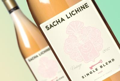 Sacha Lichine 2016 Single Blend Rosé