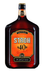 Stroh - Original 40% 70cl Bottle