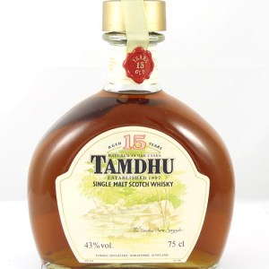 Tamdhu 15YO Scotch Whisky
