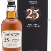 Tomintoul - 25 Year Old 70cl Bottle