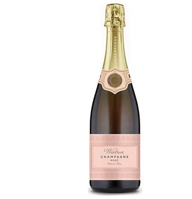 Waitrose Champagne Rosé Nv