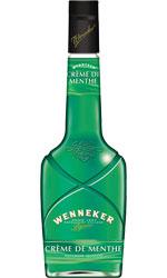 Wenneker - Creme de Menthe 50cl Bottle