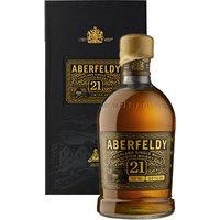Aberfeldy - 21 Year Old 70cl Bottle