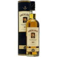 Aberlour - 10 Year Old 70cl Bottle
