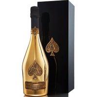 Ace of Spades - Armand de Brignac Brut Gold 75cl Bottle