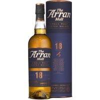 Arran - 18 Year Old 70cl Bottle