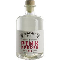 Audemus - Pink Pepper Gin 70cl Bottle