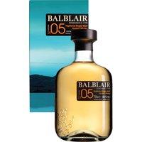 Balblair - 2005 70cl Bottle