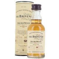 Balvenie - Doublewood 12 Year Old Miniature 5cl Miniature
