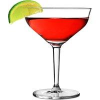 Basic Bar Contemporary Martini Glasses 7.9oz / 226ml (Pack of 6)