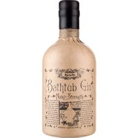 Bathtub Gin - Navy Strength 70cl Bottle