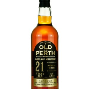 Blended Scotch Old Perth 21 Year Old 1996