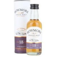 Bowmore - 18 Year Old Miniature 5cl Miniature