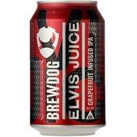 Brewdog - Elvis Juice 24x 330ml Cans