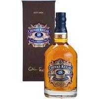 Chivas Regal - 18 Year Old 70cl Bottle