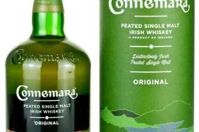 Cooley Connemara Peated Irish Whiskey