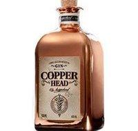 Copperhead – London Dry Gin 50cl Bottle
