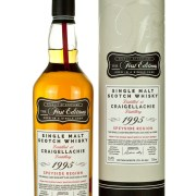 Craigellachie 20 Year Old 1995 First Editions