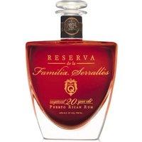 Don Q - Gran Reserva De La Familia Serralles 20 Year Old 75cl Bottle