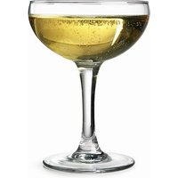 Elegance Coupe Champagne Glasses 5.6oz / 160ml (Pack of 12)