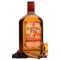 Flaming Pig - Spiced Irish 70cl Bottle