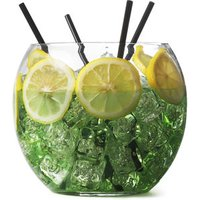 Glass Cocktail Fish Bowl 92oz / 2.6ltr (Case of 8)