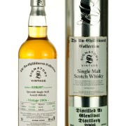 Glenlivet 9 Year Old 2006 Signatory Un-Chillfiltered