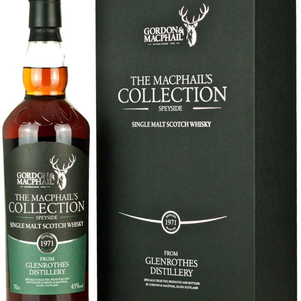 Glenrothes 1971 Macphail's Collection