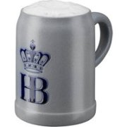 Hofbrauhaus Salt Glazed Beer Stein 17.5oz / 500ml