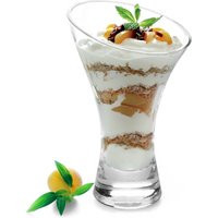 Jazzed Sundae Glasses 14.4oz / 410ml (Pack of 6)