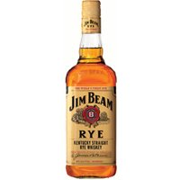 Jim Beam - Choice Rye Yellow 4 Year Old 70cl Bottle