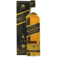 Johnnie Walker - Black Label 12 Year Old 70cl Bottle
