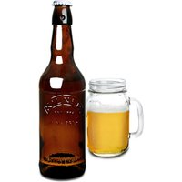 Kilner Home Brew Bottle 750ml (Case of 12)