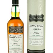 Laphroaig 15 Year Old 2001 First Editions