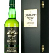Laphroaig 25 Year Old Cask Strength 2013