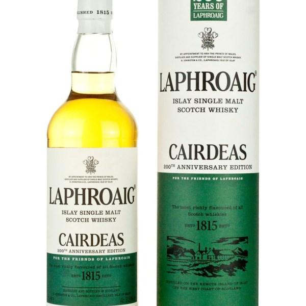 Laphroaig Cairdeas 2015