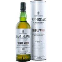 Laphroaig - Triple Wood 70cl Bottle