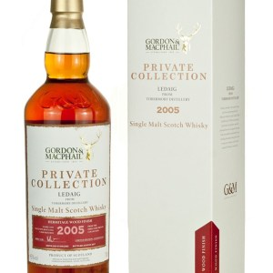 Ledaig (Tobermory) 2005 Hermitage Private Collection