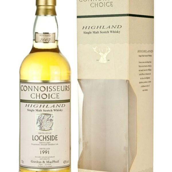 Lochside 1991 Connoisseurs Choice (2007)