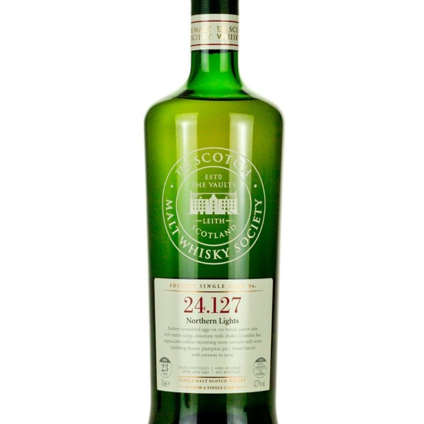 Macallan 23 Year Old 1991 SMWS