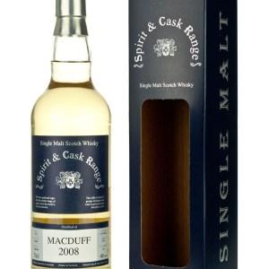 Macduff 2008 Spirit & Cask Range