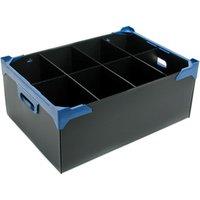 Martini Glass Storage Box 8 Compartment (Single)