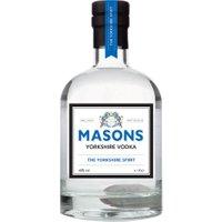 Masons - Yorkshire Vodka 70cl Bottle